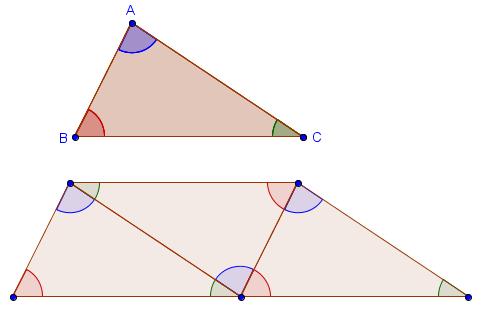trianlge angle sum