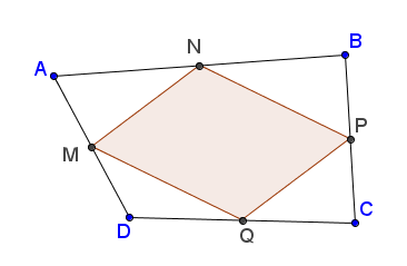 Midpoints of Quadrilaterals