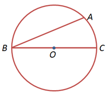 inscribed angle theorem