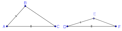 The Proof of the Hinge Theorem - Proofs from The Book