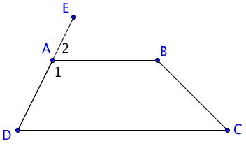 trapezoid angle theorem 3