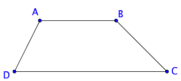 trapezoid angle theorem