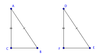 Another Proof of the Hypotenuse Leg Theorem - Proofs from ...